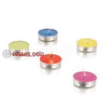 Set de velas promocional
