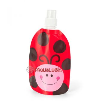 Botella plegable infantil promocional