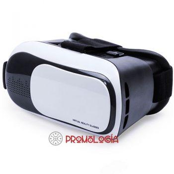 Gafas realidad virtual personalizadas.