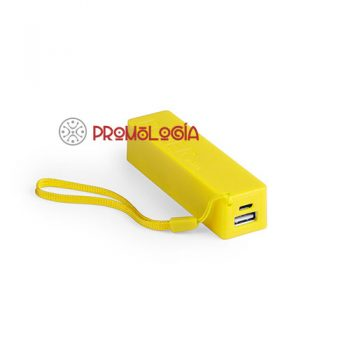 Power Bank 2000 mAh.