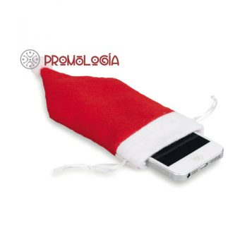 Funda smartphone Navidad promocional