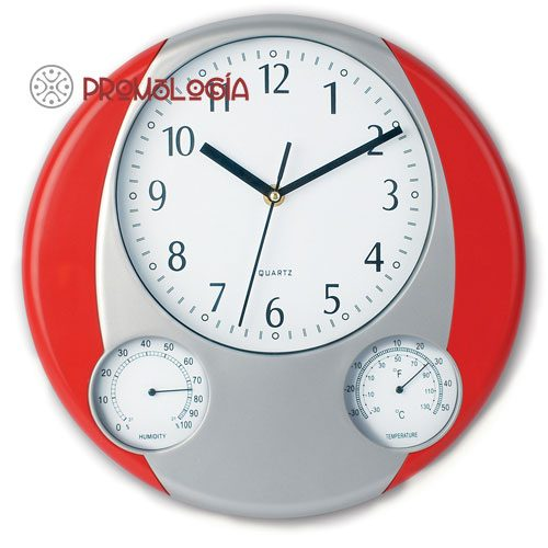 Reloj de pared 2 promocional