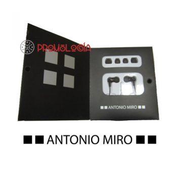 Auriculares ANTONIO MIRO publicitarios