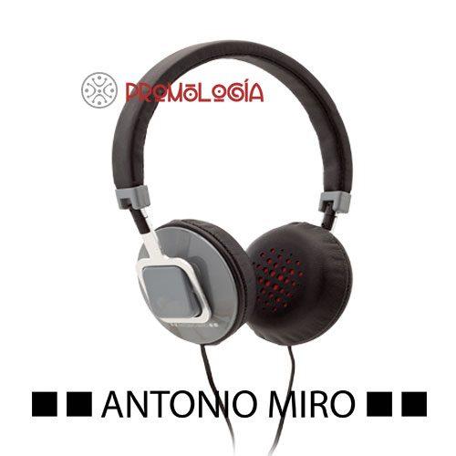 Auriculares ANTONIO MIRO 2 publicitarios