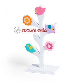 Portafotos con forma de árbol promocional