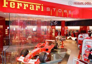 Tienda de Ferrari