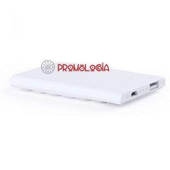 Power Bank con ventosa