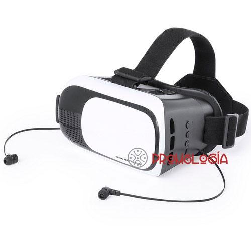Gafas realidad virtual personalizadas