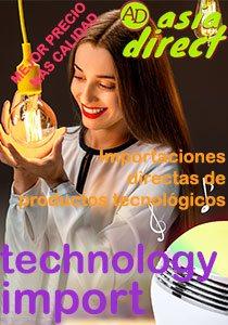 Artículos tecnológicos de importación para regalos promocionales
