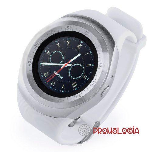 Reloj inteligente para personalización láser.