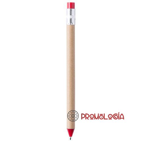 Bolígrafo reciclado